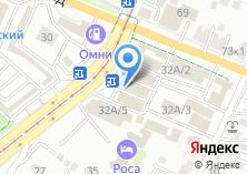 Компания «АктивМоторс» на карте