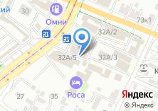 Компания «ПрофМедКосметик» на карте