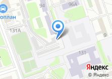 Компания «Автогаражный кооператив №30» на карте