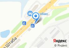 Компания «Деревенька» на карте