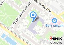 Компания «ИИПКРО» на карте