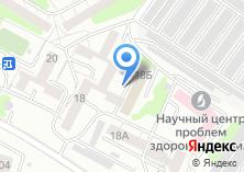 Компания «Иркутскпечать» на карте
