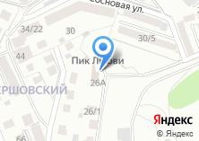 Компания «Глаукс» на карте