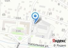 Компания «ИрКом-Софт» на карте