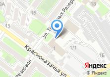 Компания «Чухарев Д.А.» на карте