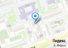 Компания «Аутсорсинг 24» на карте