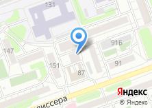 Компания «РегионЭлектроСеть» на карте