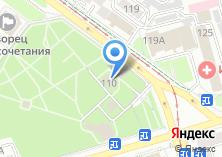 Компания «Иркутский областной художественный музей им. В.П. Сукачева» на карте