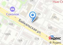 Компания «diet38.ru» на карте