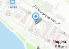 Компания «ИРСО» на карте