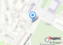Компания «Строящийся жилой дом по ул. Цимлянская» на карте