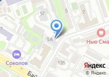 Компания «Аля-Донская» на карте
