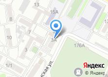 Компания «На Цимлянской» на карте