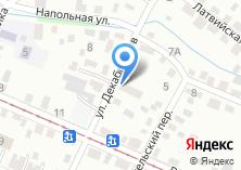 Компания «Магазин торгового оборудования» на карте