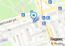 Компания «Розавика» на карте