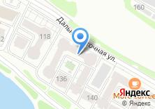 Компания «Строящийся жилой дом по ул. Дальневосточная» на карте
