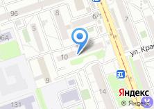 Компания «СЕ Системс» на карте