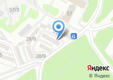 Компания «Мясной» на карте