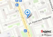 Компания «Колбасофф» на карте