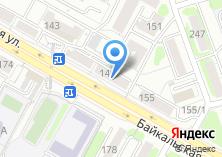 Компания «Агат оптовая компания» на карте