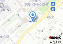 Компания «Анаит» на карте