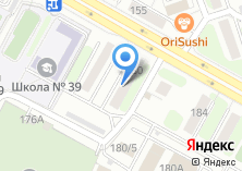 Компания «ЭлитИнвест» на карте