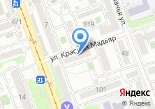 Компания «Восточно-Сибирская транспортная компания» на карте