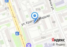 Компания «Иркутский центр грузоперевозок» на карте