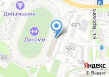 Компания «АНКЛАВ» на карте