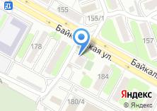Компания «С-ГУД» на карте