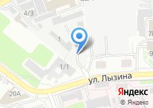 Компания «Рублевка» на карте