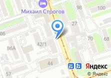 Компания «Селеста» на карте