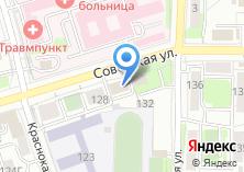 Компания «Автоадвокат» на карте