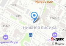 Компания «Лисиха» на карте