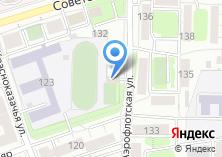 Компания «Рассвет» на карте