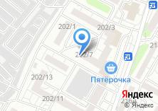 Компания «Айхал» на карте
