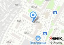 Компания «А Студио» на карте