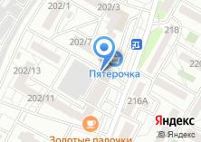Компания «Приа линия» на карте