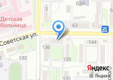 Компания «Байков Шадрин и партнеры» на карте