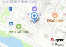 Компания «БЭСТЭР 38» на карте