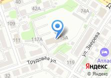Компания «Городской спортивно-методический центр г. Иркутска» на карте