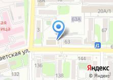 Компания «Эдельвейс-Сервис» на карте