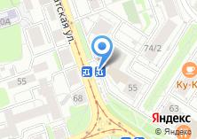 Компания «Ирэн» на карте
