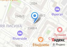 Компания «АнгараРемСтрой» на карте