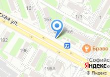 Компания «Магазин нижнего белья» на карте