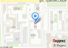 Компания «Справочная о госпитализации больных и пострадавших» на карте