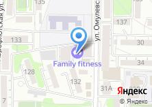 Компания «ФИТНЕС ПЛЯЖ» на карте