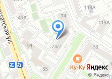 Компания «Передовик» на карте