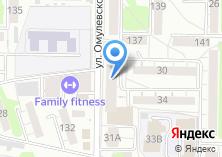 Компания «Масква» на карте