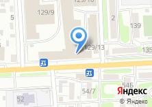 Компания «Клевый» на карте